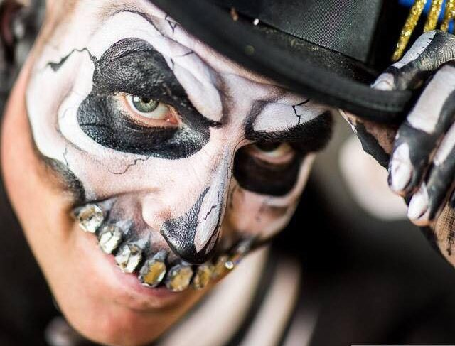 Halloween Makeup Course